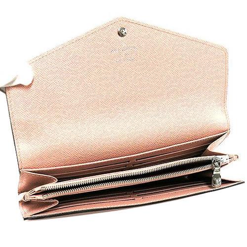 茱麗葉精品 全新精品Louis Vuitton LV M60724 Sarah EPI水波紋皮革發財包扣式長夾.沙色(預購)