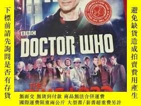 二手書博民逛書店Doctor罕見Who: The Time Lord Letters (16開,硬精裝) 【詳見圖】Y5460