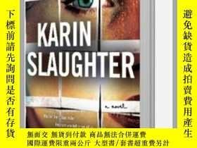 二手書博民逛書店Pieces罕見of Her 英文原版 她的過去 Karin S