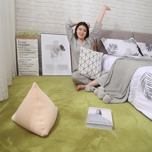 地墊 北歐地毯臥室床邊毯客廳地墊毛絨房間滿鋪兒童茶幾毯加厚簡約家用TW【快速出貨國慶八折】