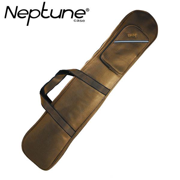 小叮噹的店- 二胡琴袋  Neptune SP304 二胡包 琴包 經濟復古版 印花綢布  防潑水