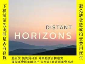 二手書博民逛書店Distant罕見Horizons: Digital Evidence And Literary Change