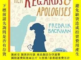 二手書博民逛書店My罕見Grandmother Sends Her Regards And Apologises-我祖母向她致以問