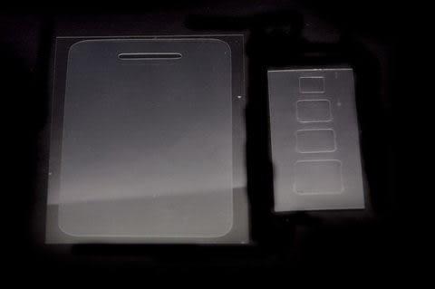手機螢幕保護貼 Samsung GT-C3560 亮面