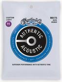 Martin MA175 黃銅 11-52 木吉他弦-10包量販組