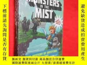 二手書博民逛書店Monsters罕見in the Mist: The Myste