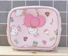 【震撼精品百貨】Hello Kitty 凱蒂貓~Hello Kitty日本SANRIO三麗鷗KITTY化妝包/筆袋-法國風*00634