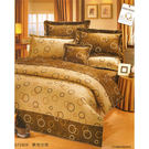 {{ 海中天休閒傢俱廣場 }}C31 床罩系列 夢想空間-咖啡【五件式棉製床罩組】【5尺/6尺 均一價】