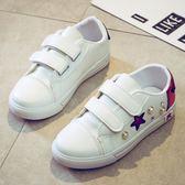 兒童運動鞋小白鞋男童鞋新款春秋板鞋休閒鞋女童運動鞋子