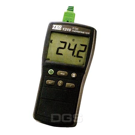 《TES》熱電耦溫度計 單通道 記憶型 Digital Temperature