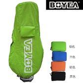 BOYEA 高爾夫航空包防水外套 球包雨披 防塵袋 尼龍 熊熊物語