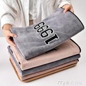 浴巾年份成人浴巾比純棉柔軟吸水速干加大創意個性可愛韓版情侶大 麥吉良品