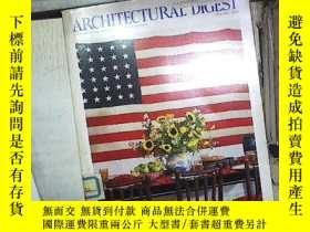 二手書博民逛書店ARCHITECTURAL罕見DIGEST JULY 1994Y