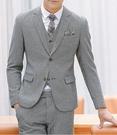 找到自己品牌 韓國男羊毛呢 人字紋 四件式西裝外套 成套西裝 修身西裝 西裝外套