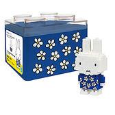 《 Nano Block 迷你積木 》NBCC-064 米菲兔與小花紋╭★ JOYBUS玩具百貨