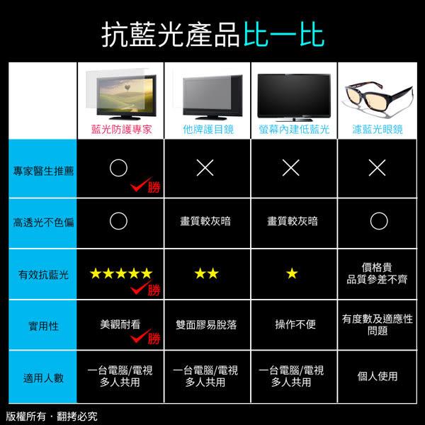 【貓頭鷹3C】aibo 藍光防護專家 24吋抗藍光液晶螢幕護目鏡[FG-JN24PLB]