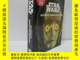 二手書博民逛書店star罕見wars ultimate book collect