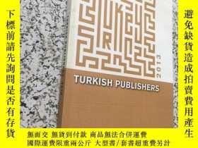 二手書博民逛書店Turkish罕見publishersY266787