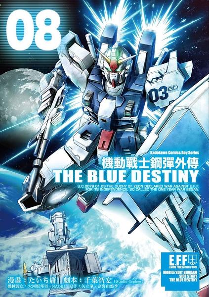 機動戰士鋼彈外傳THE BLUE DESTINY(8)