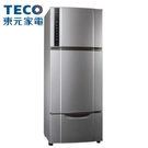 【南紡購物中心】TECO 東元 543公升 變頻三門冰箱 R5552VXLH