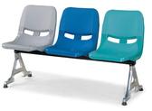 【IS 空間美學】PP 排椅2 人座四款尺寸、三款顏色可選
