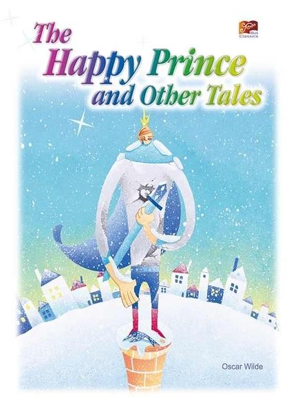 (二手書)The Happy Prince and Other Tales(25K)