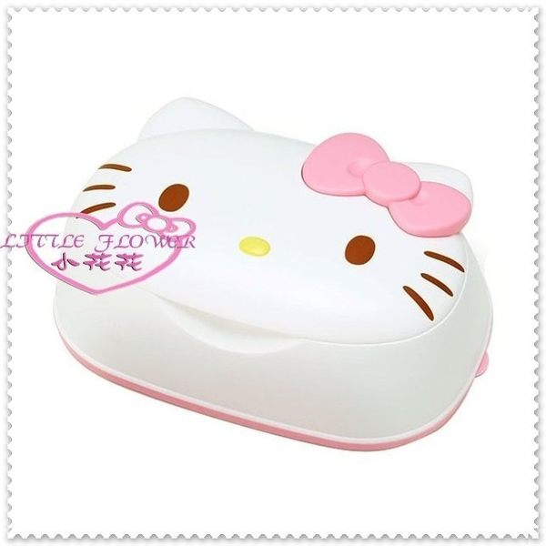 Hello Kitty 抽取式卸妝濕巾