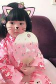 日式純棉雙層紗布夏季和服汗蒸服