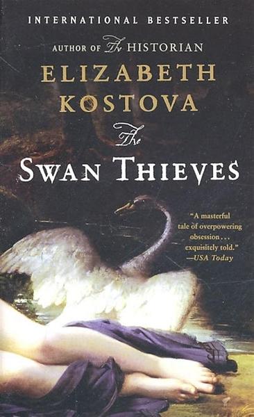 (二手書)Swan Thieves