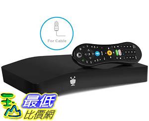 [9美國直購] TiVo 播放器  BOLT VOX 500 GB, DVR & Streaming Media Player, 4K UHD, Now with Voice Control (TCD849500V)