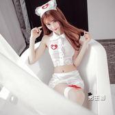 護士服性感小護士制服套裝角色扮演SM女用情趣內衣透明薄紗短裙包臀緊身