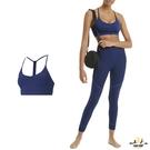 Puma Studio 女 藍色 運動內衣 背心 訓練系列 美背 低衝擊 瑜珈 透氣 運動內衣 52030712