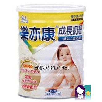 景岳 樂亦康水解配方成長奶粉(900g×12罐)+贈3罐
