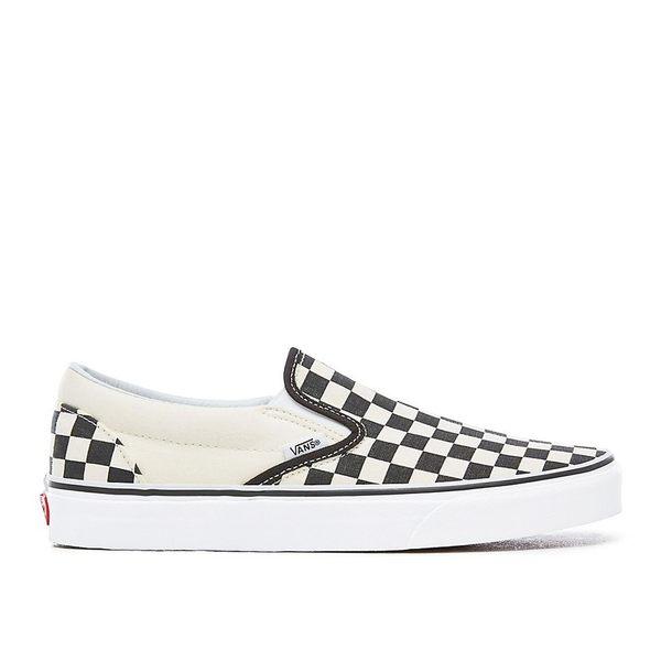 【GT】Vans Slip On 黑白 男鞋 女鞋 低筒 現貨 正品 格紋 基本款 棋盤格 休閒鞋 帆布鞋 懶人鞋 C011999