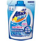 一匙靈抗菌EX科技潔淨洗衣精補充包1.5kg【愛買】