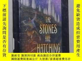 二手書博民逛書店英文原版罕見The Stones Are Hatching by