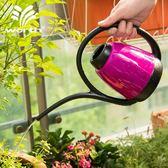 園藝灑水壺澆花水壺家用澆花壺小型澆水淋花壺園藝工具【卡米優品】