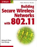 二手書博民逛書店 《Building Secure Wireless Networks with 802.11》 R2Y ISBN:0471237159│Wiley