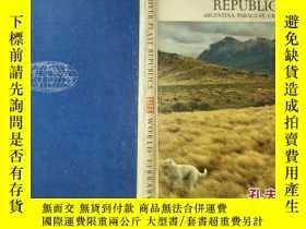 二手書博民逛書店THE罕見RIVER PLATE REPUBLICS河板塊共和國Y3359 OLIVER E.ALLEN TI