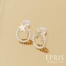 情人節禮物 飾品推薦 珍星喜歡你 純銀耳環