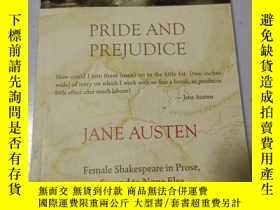 二手書博民逛書店Pride罕見and Prejudice 傲慢與偏見 英文原版Y