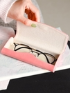 眼鏡盒ins少女心便攜墨鏡盒防壓簡約