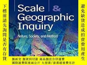 二手書博民逛書店Scale罕見And Geographic InquiryY256260 Sheppard, Eric S.