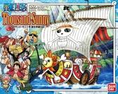組裝模型 ONE PIECE 海賊王航海王 千陽號 新世界篇版 (全長約250mm) TOYeGO 玩具e哥