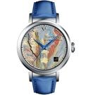 梵谷Van Gogh Swiss Watch梵谷經典名畫男錶 I-SLMV-13 標誌植物