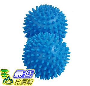 [107玉山最低比價網] 洗衣球 創意魔力神奇洗衣機專用攪拌吸卡兩只裝圓形去汙防纏繞洗衣球2入