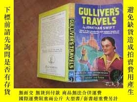 二手書博民逛書店gullivers罕見travels 34Y11818 gull