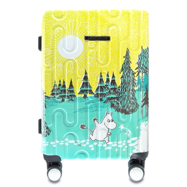 CENTURION Moomin 旅行箱【橘子水美妝】