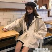 外套女裝春秋季冬百搭新款韓版寬鬆棒球服上衣休閒工裝ins潮 雙十二全館免運