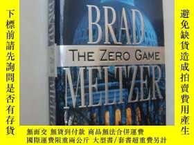 二手書博民逛書店The罕見zero GameY146810 Brad Meltz